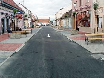 Revitalizácia ulice