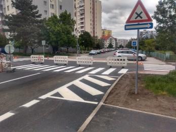 Revitalizácia Komenského ulice 2. etapa