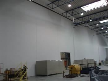 Protipožiarna sadrokartónová stena