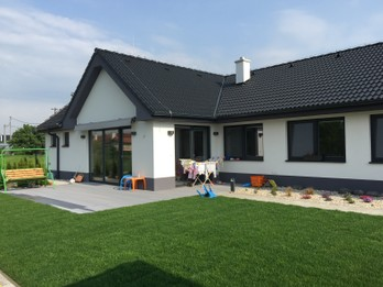 Výstavba rodinný dom