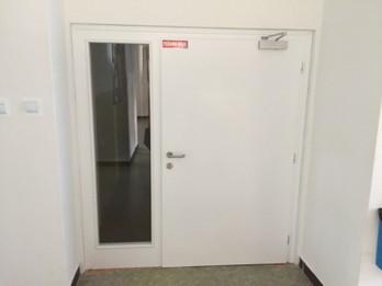 Požiarne dvere II.. etapa
