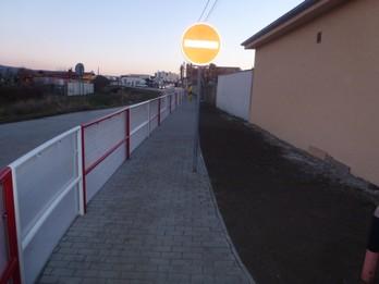 Chodník Majakovského