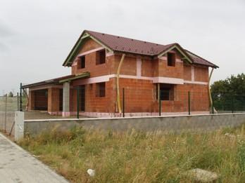 Hrubá stavba R.D.