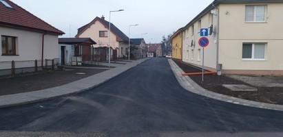 Komunikácia Zámočnícka ulica