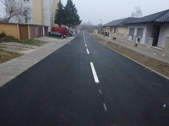 Rekonštrukcia Poľná ulica