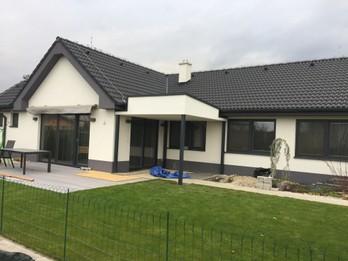 Zhotovenie prestrešenia pre rodinný dom