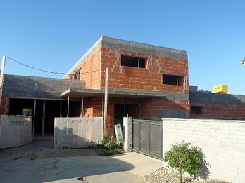 Hrubá stavba rodinný dom